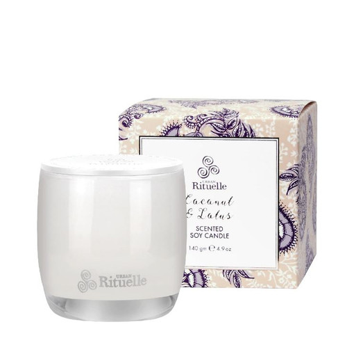 Coconut & Lotus Candle