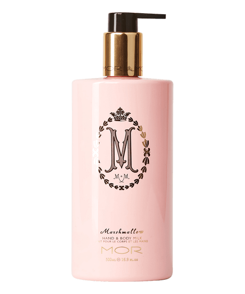 Marshmallow Hand & Body Milk 500ml