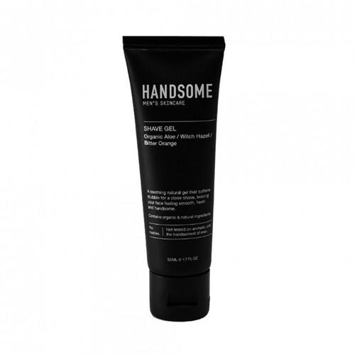 Shave Gel Tube From HANDSOME 50ml