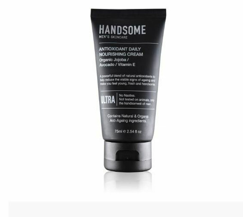 Antioxidant (Anti-aging) Daily Nourishing Cream From HANDSOME 75ml - Made In Australia.