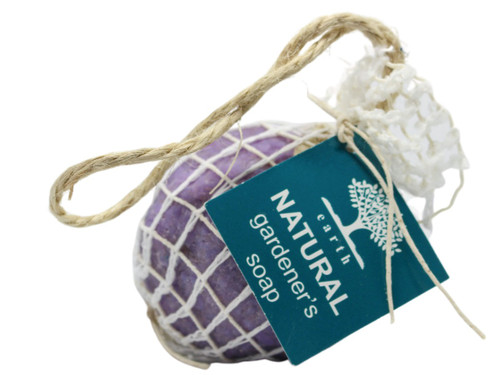 Natural Soap - Gardeners Soap On A Rope
