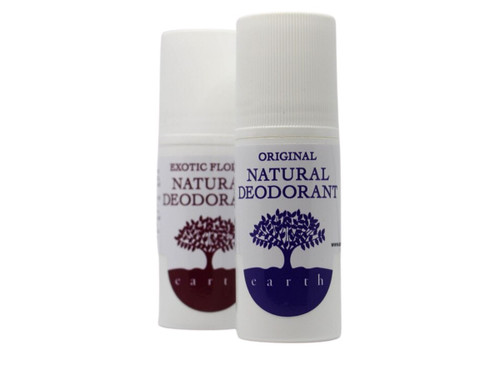 Natural 'Original' & 'Exotic' Deodorant