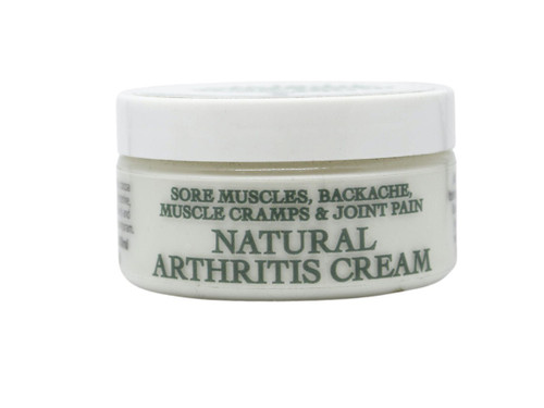 Natural Arthritis Cream