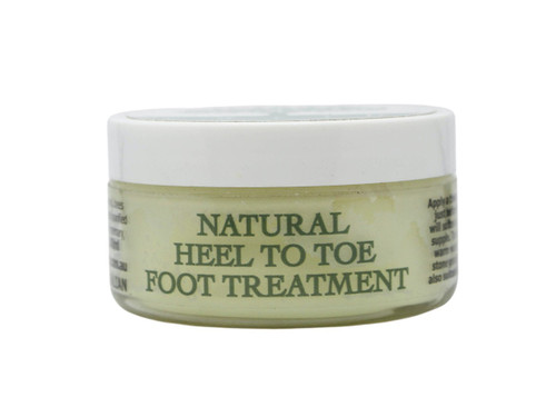 Heel to Toe Foot Treatment Cream