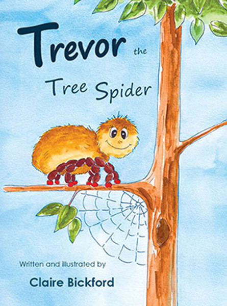 Trevor The Tree Spider