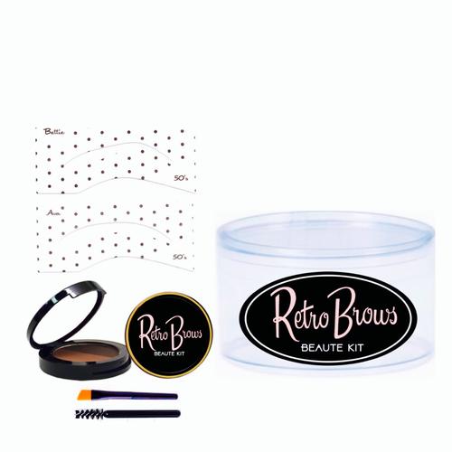 Retro Brows Kit