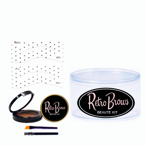 Retro Brows Kit