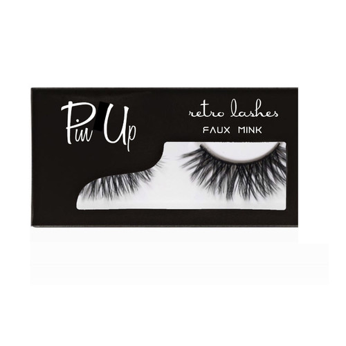 Pin Up Faux Mink Strip lashes