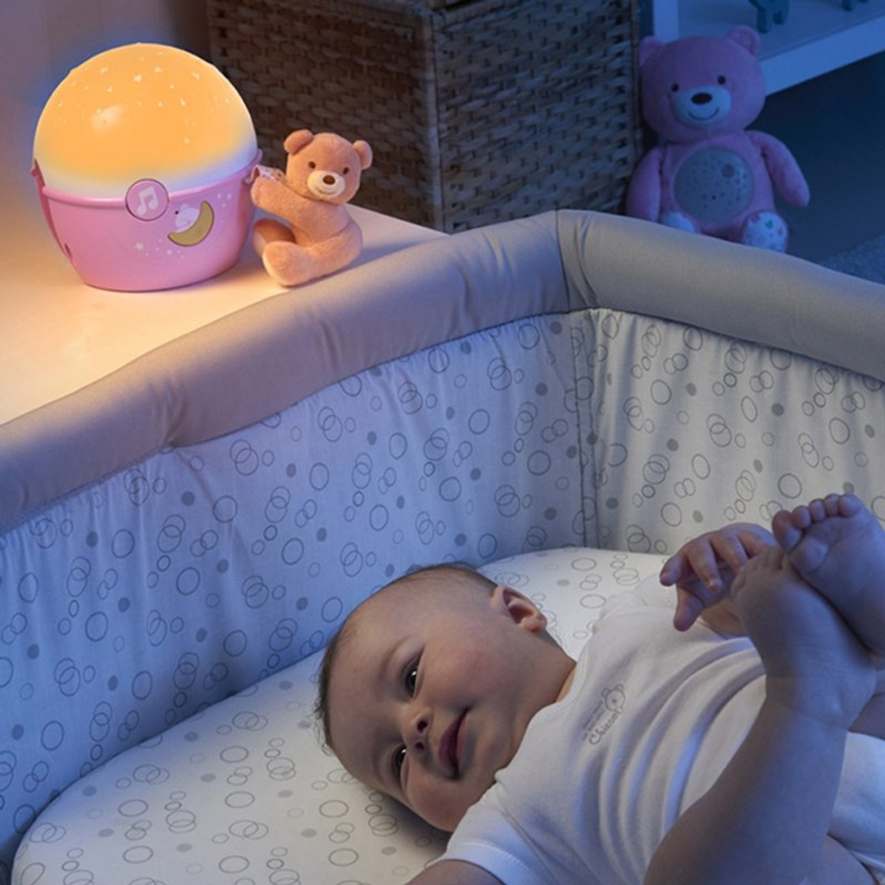 Chicco Next2stars Night Light Projector Babysafety Ie