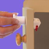 Dreambaby Magnetic Lock 2 Locks 1 Key Dreambaby image 2