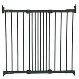 BabyDan Flexi Fit Metal Stair Gate - Black (67-105.5 cm) Babydan image 2