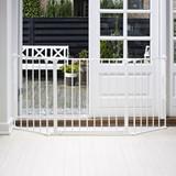 BabyDan Configure Flex Gate Medium - White (90-146 cm) Product Image 5