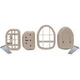 Dreambaby Retractable Gate Spacers Main Image