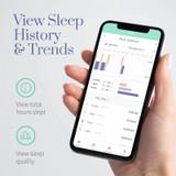 Owlet Smart Sock Baby Monitor 3 Sleep history & trends
