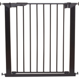 BabyDan Premier True Pressure Fit Safety Gate - Black (73.5 - 79.6cm; Max 119.3cm) Babydan image 2