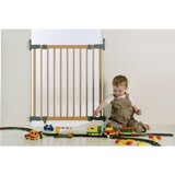BabyDan Flexi Fit Wooden Stair Gate (69 - 106.5 cm) Babydan image 3