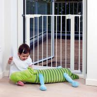 BabyDan Premier True Pressure Fit Safety Gate - White (73.5 - 79.6cm; Max 119.3cm) Product Image 6