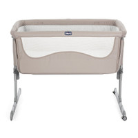 Chicco Next2Me Bedside Crib - Dove Grey Product Image 4