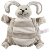 Sleepytot Big Bunny Baby Comforter grey