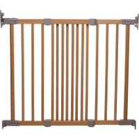 BabyDan Flexi Fit Wooden Stair Gate (69 - 106.5 cm) Babydan image 2