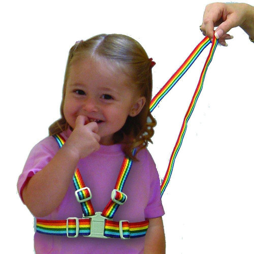 Dreambaby Safety Harness and Reins Rainbow