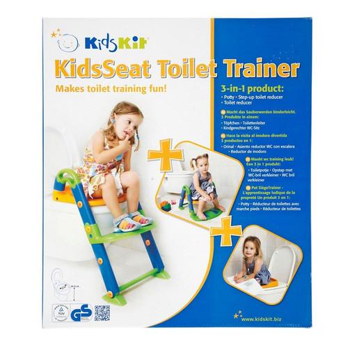 Babydan 3 - 1 Kids Seat Toilet Trainer