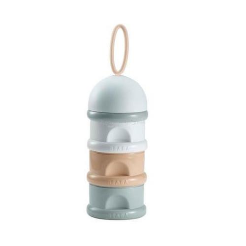 Beaba Stacked Formula Milk Dispenser - Nude