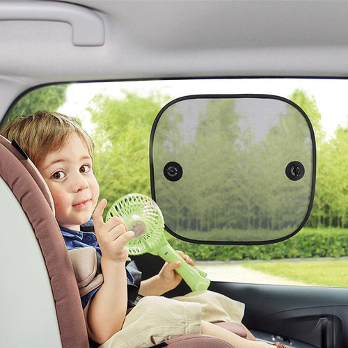Babydan Window Cling Sunshade Main Image