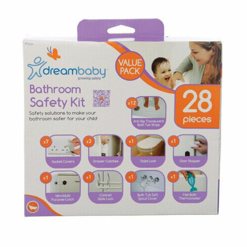 Dreambaby Bathroom Safety Kit - 28 Piece Dreambaby image 2