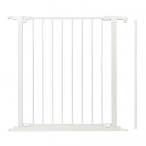 BabyDan Configure Gate /Flex Hearth Gate Door Section White 72cm Main Image