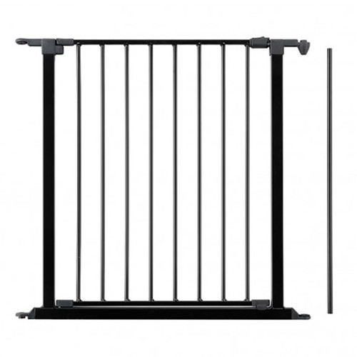 BabyDan Configure Gate /Flex Hearth Gate Door Section Black 72cm Main Image