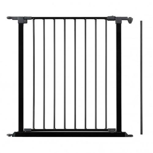 BabyDan Configure Gate /Flex Hearth Gate Door Section Black 72cm