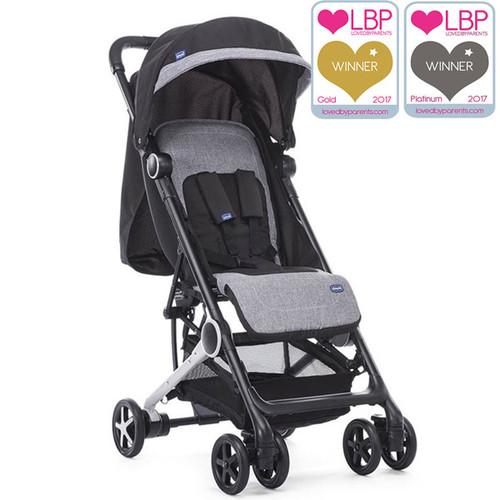 Chicco MiniMo Stroller Black Night Main Image