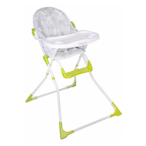 Safetots Tiny Charms Compact Foldable Highchair