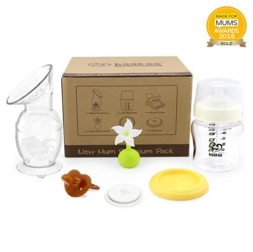 Haakaa New Mum Premium Kit