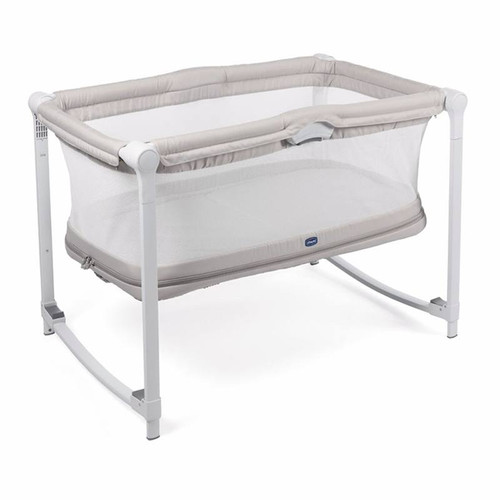 Chicco Zip and Go Travel Crib Glacial Main Image