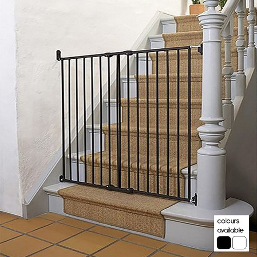Babydan Quick Release Extra Tall Safety Gate Main Image