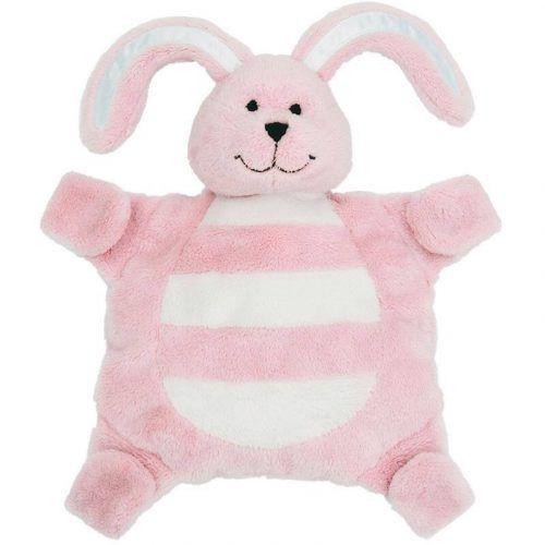 Sleepytot Small Bunny Baby Comforter Blue / Pink