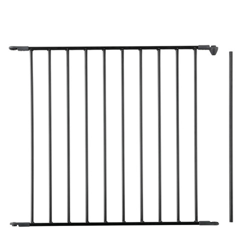 BabyDan Extra Tall Gate Extension 72cm - Black