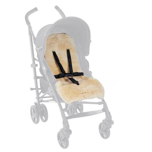 BabyDan Lambskin Stroller/Car Seat Liner BabyDan