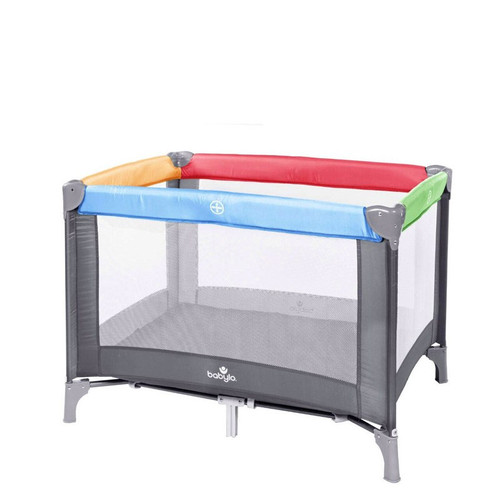 Babylo Alpha Travel cot Crayon