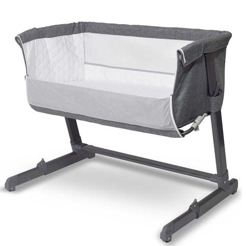 Babylo Cozi Sleeper Graphite Frame - Slate Fabric