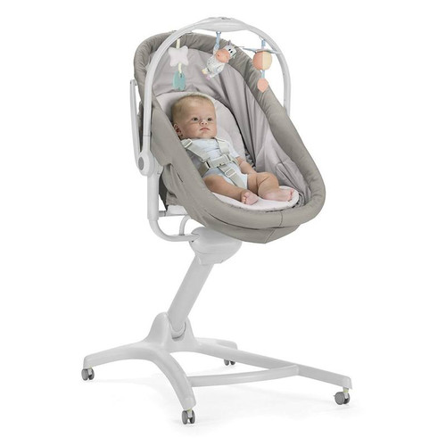 Chicco Hug 4 in 1 Legend reclined