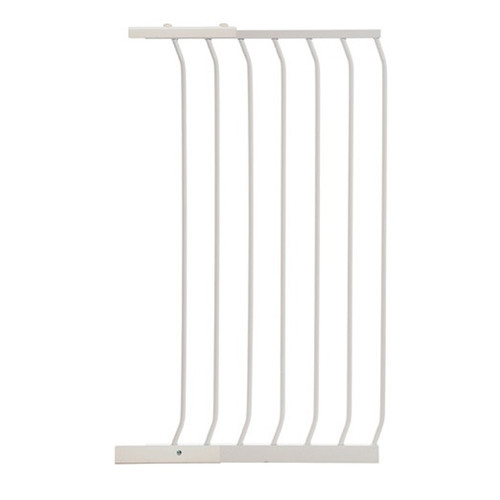 Dreambaby Chelsea 54cm Wide Gate Extension (White) product