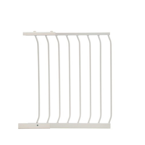 Dreambaby Chelsea 63cm Wide Gate Extension (White)
