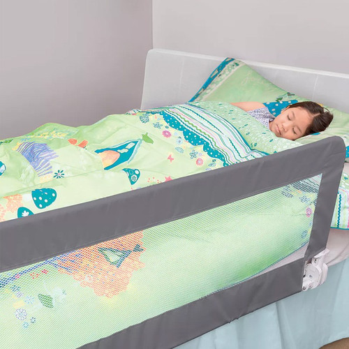 Dreambaby Phoenix Bed Rail - Grey live