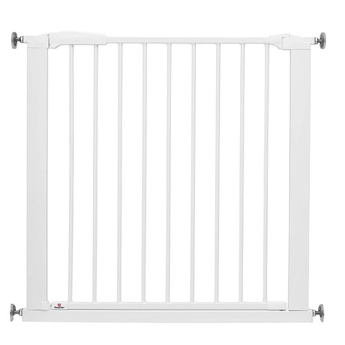 90.3cm BabyDan Perfect Close Extra Wide Safety Gate 83.5cm