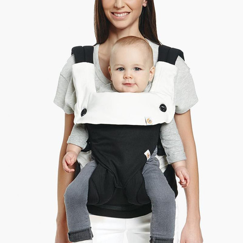 Ergobaby Dribble Bib - Natural live