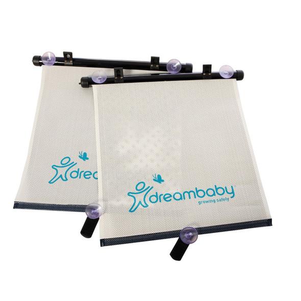 Dreambaby Car Window Roller Blind Adjustable- 2Pk product
