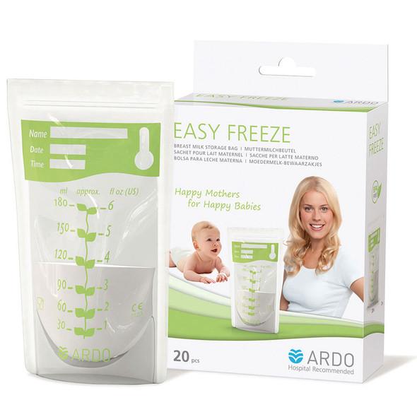 Ardo Easyfreeze - 20 Breast Milk Bags Ardo image 2